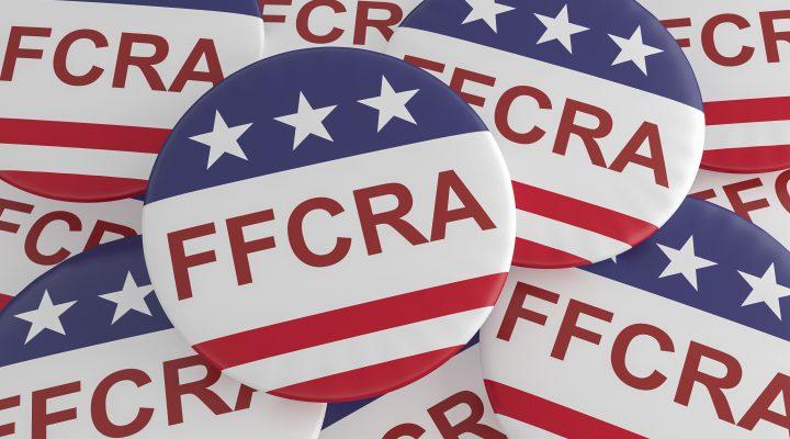 Families First Coronavirus Response Act in 2021 (FFCRA)